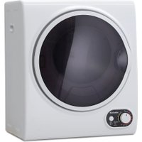 MONTPELLIER MTD25P 2.5 kg Vented Tumble Dryer - White, White