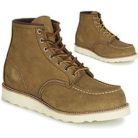 Red Wing  CLASSIC  men's Mid Boots in Beige