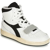 Diadora  MI BASKET USED  men's Shoes (High-top Trainers) in White