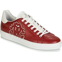 Roberto Cavalli  6621  men's Shoes (Trainers) in Red
