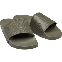 SLYDES Mens Cali Sliders Khaki