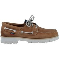 CallagHan  Callaghan 12500 Freeport Zapatos Nuticos de Hombre  men's Boat Shoes in Brown