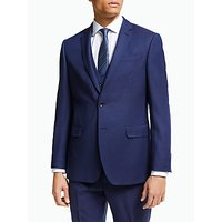 John Lewis & Partners Birdseye Wool Regular Fit Suit Jacket