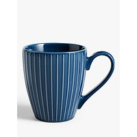 House by John Lewis Stoneware Mug, 370ml