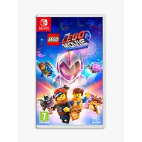 The Lego Movie 2 Videogame, Switch
