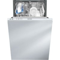 INDESIT DSIE 2B10 UK Slimline Fully Integrated Dishwasher