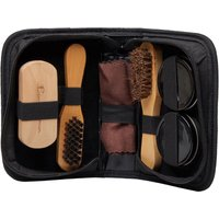 Ben Sherman Mens Shoe Shine Set Black