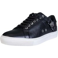 Versace  Trainers V900597 VM00246 V000N  men's Shoes (Trainers) in Black
