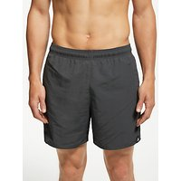 adidas Solid Swim Shorts, Grey Six