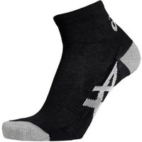 Asics  ASCIS 200 Series Quarter  men's Stockings in Black