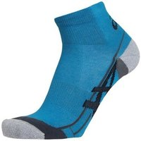 Asics  ASCIS 200 Series Quarter  men's Stockings in Blue