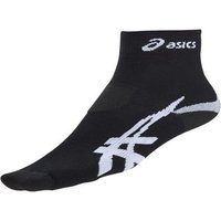 Asics  L2 Running Quarter 321733-0900  men's Stockings in Black