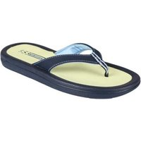 Producent Niezdefiniowany  New Balance SW153NG  men's Flip flops / Sandals (Shoes) in Blue