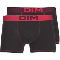 DIM  MIX AND COLORS X2  men's Boxer shorts in Black
