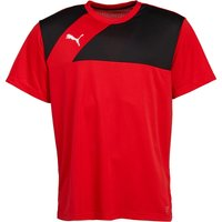 Puma Mens Esquadra Training Jersey Red/Black