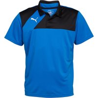 Puma Mens Esquadra Leisure Polo Royal/Black