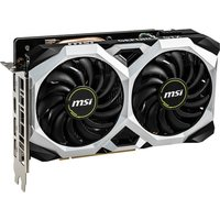 MSI GeForce GTX 1660 Ti 6 GB VENTUS CS OC Graphics Card