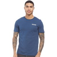 JACK AND JONES Mens The End T-Shirt Moonlit Ocean