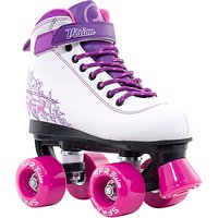 SFR Children's Vision 2 Roller Skates, White/Purple