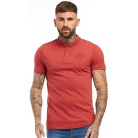 Crosshatch Mens Jammon Polo Red