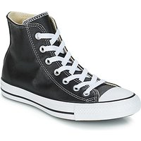 Converse  ALL STAR CORE LEATHER HI  men's Shoes (High-top Trainers) in Black