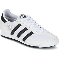 adidas  DRAGON OG  men's Shoes (Trainers) in White