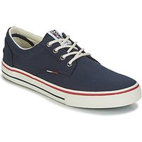 Tommy Hilfiger  VIC 1  men's Shoes (Trainers) in Blue