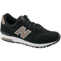 New Balance  ML565SKB  men's Shoes (Trainers) in Black