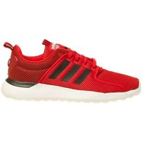 adidas  CF Lite Racer M  men's Shoes (Trainers) in Red