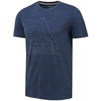 Reebok Sport  Marble Group  men's T shirt in multicolour