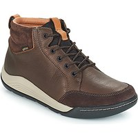 Clarks  ASHCOMBE  men's Shoes (High-top Trainers) in Brown