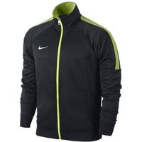 Nike  Team Club Trainer Jacket  men's Sweatshirt in Black