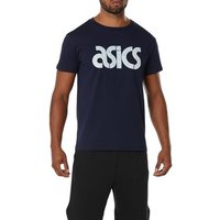 Asics  Graphic Tee 2  men's T shirt in multicolour