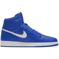 Nike  Air Jordan 1 Retro High OG Hyper Royal  men's Shoes (High-top Trainers) in Blue