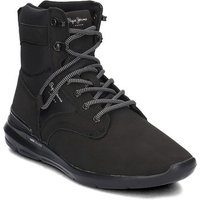 Pepe jeans  PMS30491999  men's Shoes (High-top Trainers) in Black