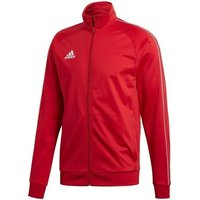 adidas  CORE18  men's Tracksuit jacket in Red