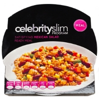 Celebrity Slim Ready Meals - Mexican Chicken Salad