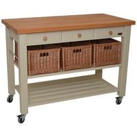 Eddingtons Lamborn 3 Drawer Butcher's Trolley