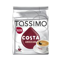 TASSIMO Costa Americano T Discs - Pack of 16