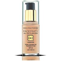 Max Factor Face Finity All Day Flawless 3 in 1 Foundation Bronze Bronze