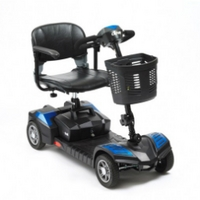 Betterlife Scout Mobility Scooter Blue