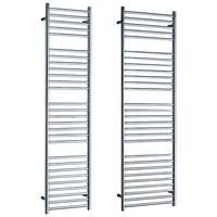 John Lewis & Partners Brook Adjustable Electric Heated Towel Rail