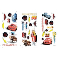 Graham & Brown Cars Small Wall Sticker, Brown