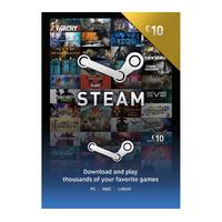 STEAM Wallet Card - 10
