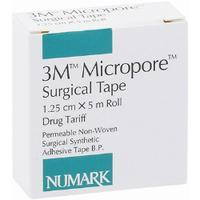 Micropore Tape 1.25cm 5 Metre Long