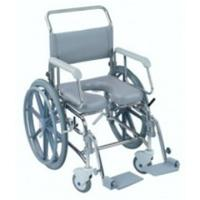 Self Propelled Shower Chair Standard Padded Flat 21