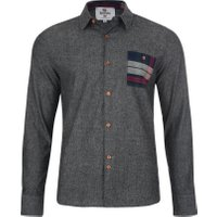 Gaius Shirt -Charcoal -Small