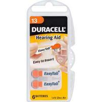 Duracell Hearing Aid 13 - 6 Pack
