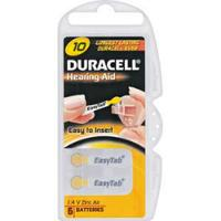 Duracell Hearing Aid 10 - 6 Pack