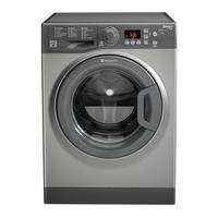 HOTPOINT Smart WMFUG942GUK Washing Machine - Graphite, Graphite